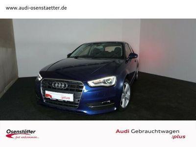 gebraucht Audi A3 Ambition 2.0 TDI clean diesel quattro 135 kW (184 PS) S tronic