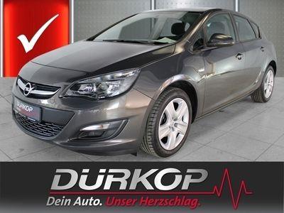 gebraucht Opel Astra 5türig Fun 1.4 Klima/CD-RAdio-MP3/ZV/Ser
