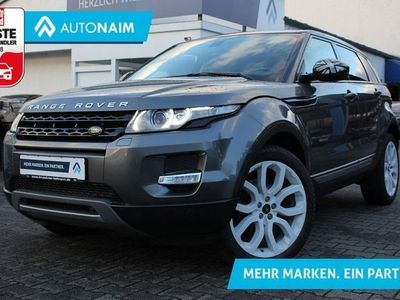 gebraucht Land Rover Range Rover evoque Britain I XEN | Leder | Navi
