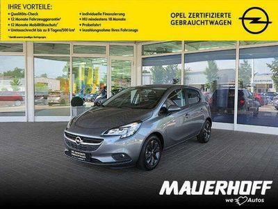 gebraucht Opel Corsa E 120 Jahre | PDC | Lenkrad-/Sitzh.