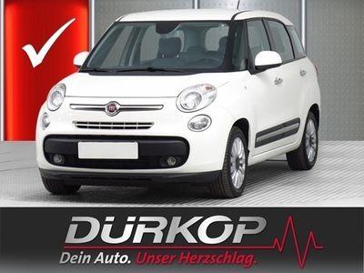 gebraucht Fiat 500L 1.6 Urban Living Klimaautomatik/Tempomat/SHZ
