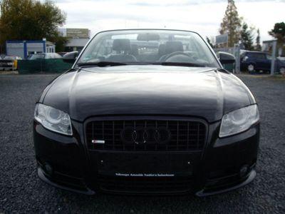 gebraucht Audi A4 Cabriolet 1.8 T*S-line*Leder*Xenon*Pdc*Shz*