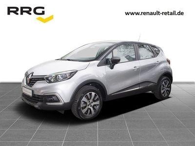 gebraucht Renault Captur 0.9 TCe 90 EXPERIENCE Allwetterreifen, Si