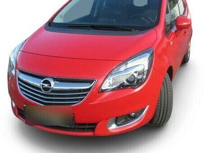 gebraucht Opel Meriva MerivaB 1.4 Innovation Klimaautomatik