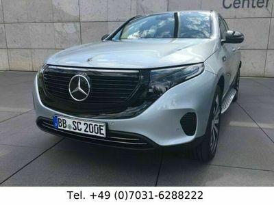 gebraucht Mercedes EQC400 -Klasse 4Matic Edition 1886 Sonderedition LED