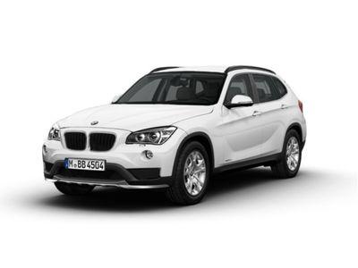 käytetty BMW X1 xDrive18d