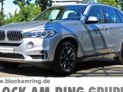 gebraucht BMW X5 xDrive30dA (Head up Display Navi Prof Leder Automa