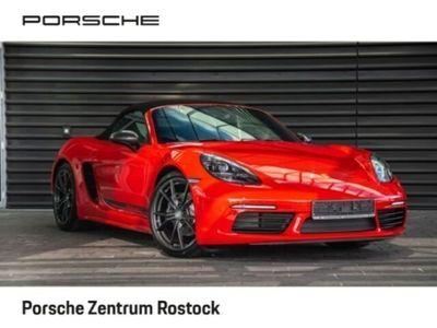 gebraucht Porsche Boxster BoxsterT