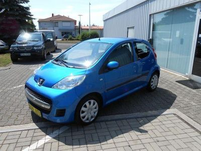 gebraucht Peugeot 107 70 Filou (Klima el. Fenster)