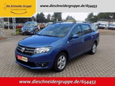 gebraucht Dacia Logan MCV Prestige TCe 90 Klima, Navi, PDC