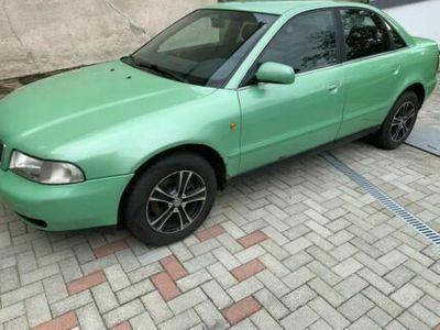 used Audi A4 B5 2,4 V6