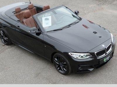 gebraucht BMW 220 i Cabrio M Sport Navi-Xenon-Harman-Kardon-