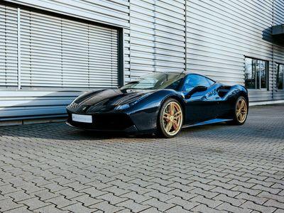 gebraucht Ferrari 488 GTB GTB Coupé -Service neu-top-gepflegt-Lift als Sportwagen/Coupé in Bochum