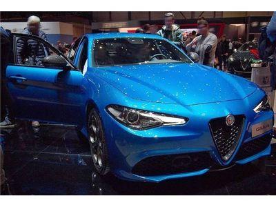 gebraucht Alfa Romeo Giulia Sprint 2.0 Turbo 200PS/147kW AT8 2020 2.0 Turbo...