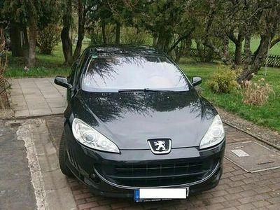 gebraucht Peugeot 205 407 COUPE 2,7L V6 HDi FAPJBL B-XENON