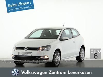 gebraucht VW Polo 1.2 TSI Highline KLIMA PDC SHZ EURO6 - Klima,Sitzheizung,Alu,Servo,