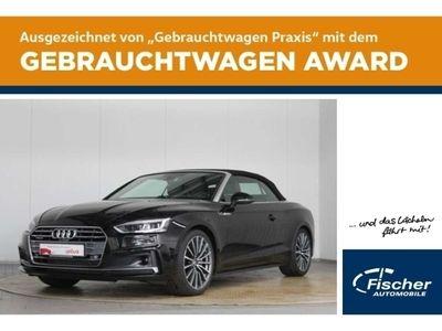 gebraucht Audi A5 Cabriolet 45 TFSI quattro S-line