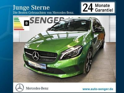 gebraucht Mercedes A180 A-KlasseUrban Totwinkelass. Nightp. LED Sitzh.