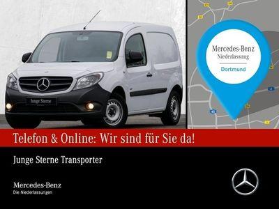 gebraucht Mercedes Citan 109 CDI KA Lang Klima Zusatzheizung AHK