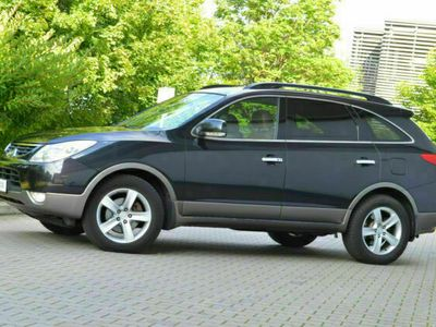 gebraucht Hyundai Veracruz 3.0 V6 CRDi Comfort*7-SITZER*AHK*KLIMA*