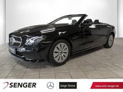 gebraucht Mercedes E220 Cabriolet Avantgarde Totwinkel Rückfahrk