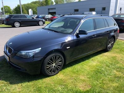 käytetty BMW 520 d Touring Steptronic Edition Exclusive HeadUp A