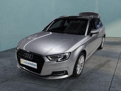 gebraucht Audi A3 Sportback A3 1.6 TDI DESIGN NAVI AHK LM17