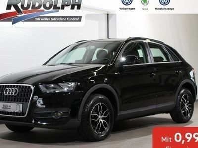 gebraucht Audi Q3 2.0 TDI quattro S-tronic KLIMA ALU