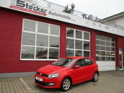 gebraucht VW Polo 1.4 TSI Trendline Klima, LM-Felgen