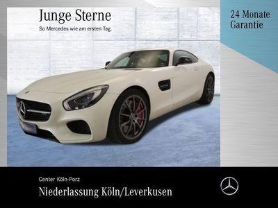 gebraucht Mercedes AMG GT S Sport COMAND Automatik Burmester