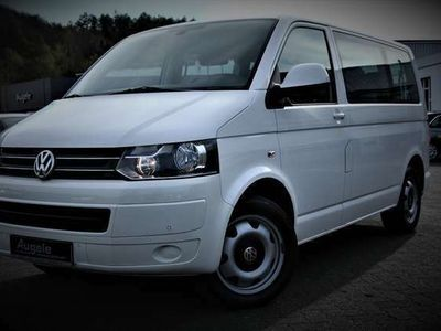 gebraucht VW Caravelle T52.0 BiTDI Comfortline 4Motion Klima