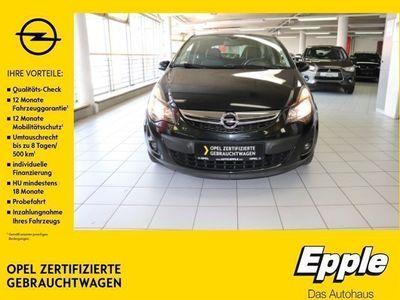 gebraucht Opel Corsa D Energy 1.2 Multif.Lenkrad NR Klima Temp