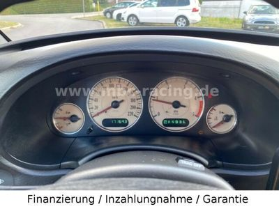 gebraucht Chrysler Grand Voyager RG 2.8 CRD SE Voyager