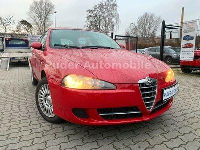 gebraucht Alfa Romeo 147 Alfa 1.6 TS 16V Basis|5-Gang|1.Hand|27TKM|SHG|TÜV