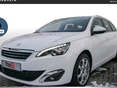gebraucht Peugeot 308 2.0 BlueHDi 150 FAP SW Allure (Navi LED Klima Einp