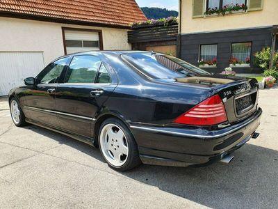 gebraucht Mercedes S55 AMG S -Klasse Lim.AMG L mit LPG