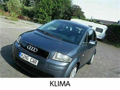 gebraucht Audi A2 1.4*KLIMA*130000KM*PDC*TÜV2023*