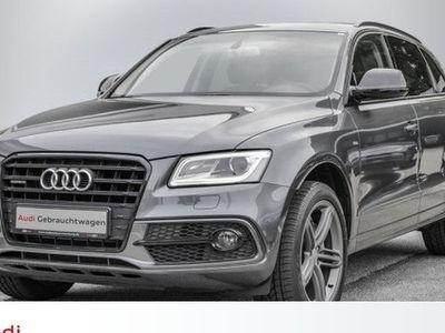 gebraucht Audi Q5 2,0 TDI S line quattro S tronic Sport Edition AHK
