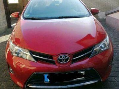 gebraucht Toyota Auris 1,6 Valvematik Multidrive S
