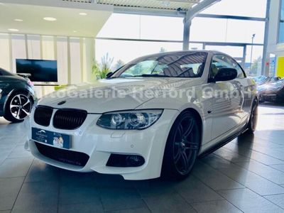 gebraucht BMW 335 Cabriolet i M-Sportpaket Navi Prof StdHzg DKG