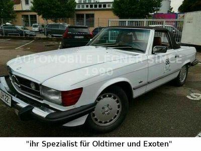 gebraucht Mercedes 560 SLClassic Data Zustand 2