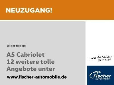 gebraucht Audi A5 Cabriolet 40 TDI quattro S-line