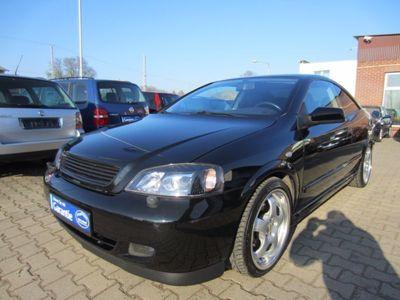 gebraucht Opel Astra 2.2 16V Coupe Linea Blu*1 Jahr Garantie*