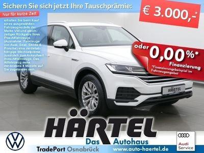 gebraucht VW Touareg 3.0 V6 TDI TIPTRONIC (+LUFTFEDERUNG +ACC-R