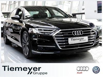 gebraucht Audi A8 55 TFSI Q HD MATRIX LED ACC MASSAGE Tiemeyer Gelsenkirchen-Buer GmbH & Co. KG Tiemeyer Gelsenkirchen-Buer GmbH & Co. KG