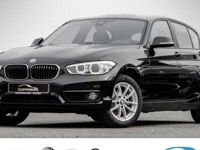gebraucht BMW 120 d Advantage LED Navi Prof. Temp Klimaa Shz