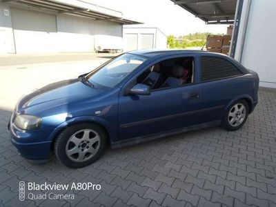 gebraucht Opel Astra 2.0 DTI Selection