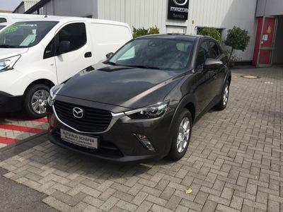 gebraucht Mazda CX-3 SKYACTIV-G 120 FWD 5T 6GS AL-EXCLUSIVE NAV