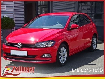 used VW Polo Highline TSI +ACC+LICHT & SICHT+CLIMATRONIC+M