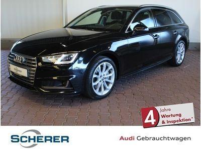 gebraucht Audi A4 Avant 2.0 TDI S-Line, Xenon, Navi SHZ, PDC